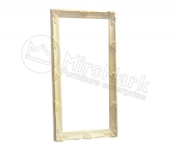 Decorative frame Manchester 1800х800, unpainted