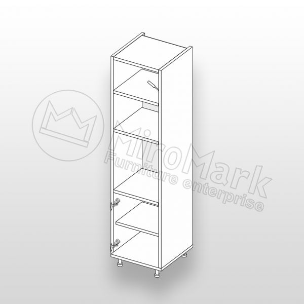 Section cupboard 60CO/2156