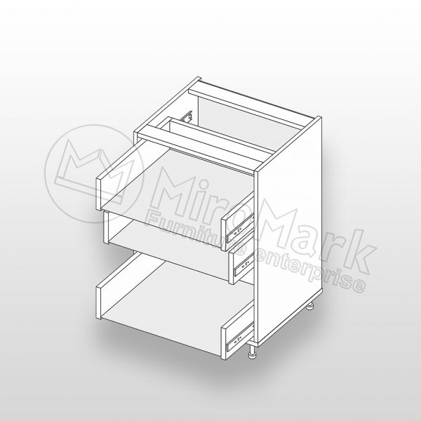 Lower section 60L 3D/820