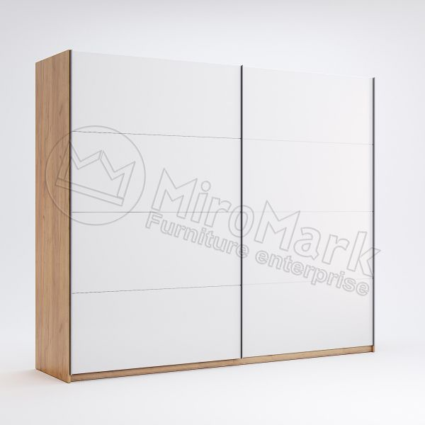 Wardrobe with sliding doors 2,5m