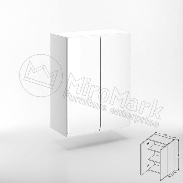 Верхня секція 60В/900 (тільки в білому кольорі)