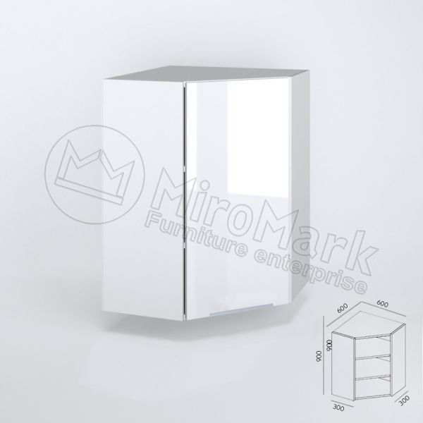 Upper section 90UC/900 (only in white)
