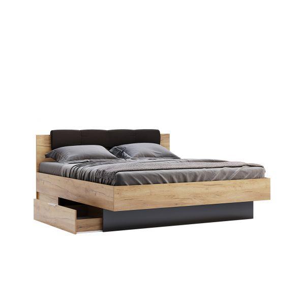 Ліжко 1,6х2,0 без каркасу