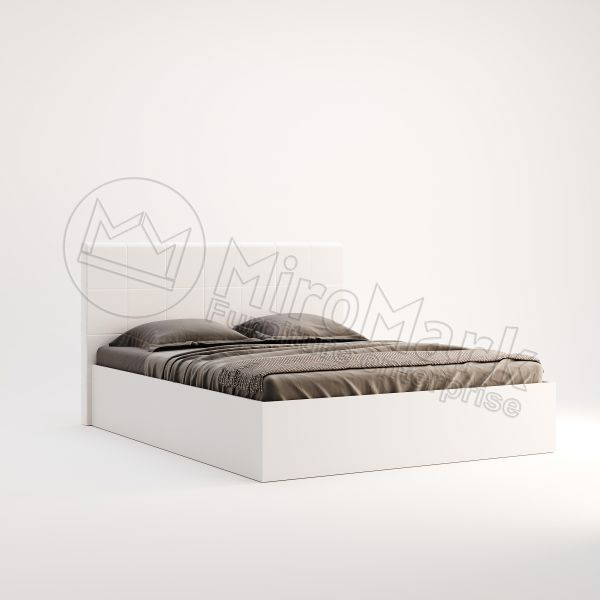 Bed 1,6x2,0 with lift, with frame
