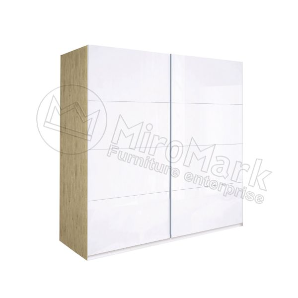 Wardrobe with sliding doors 2,5м