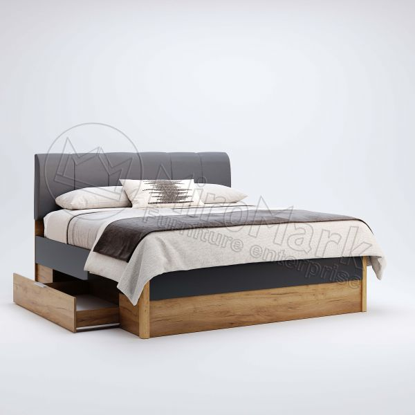 Bed 1,6x2,0 with drawer without frame