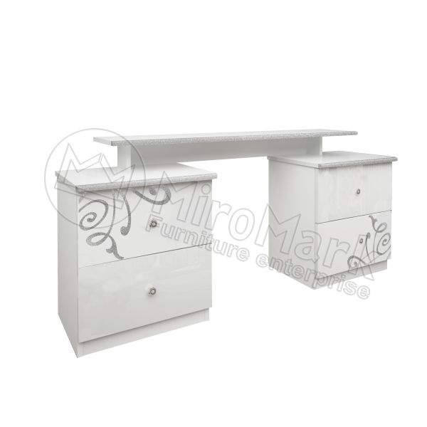 Dressing table 4 drawer