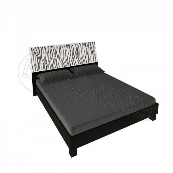 Ліжко 1,6х2,0 з каркасом