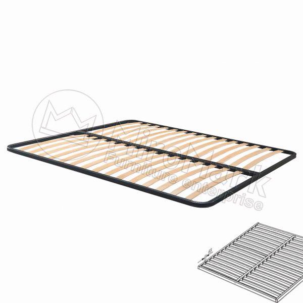 Каркас до ліжка металевий 65мм 1,8х2,0