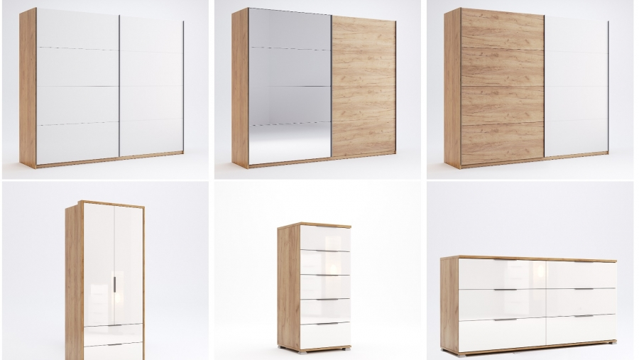 Attention! New elements in the ASTI& LUNA bedroom collections